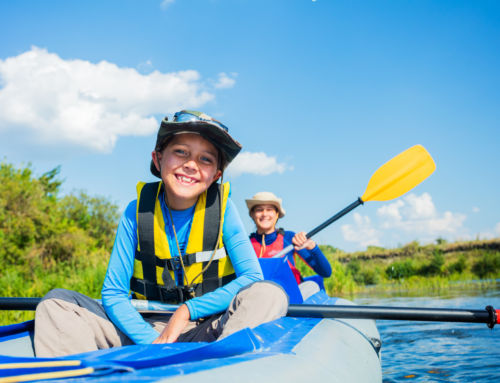 Lifejackets vs. PFDs – What Should my Child Wear?