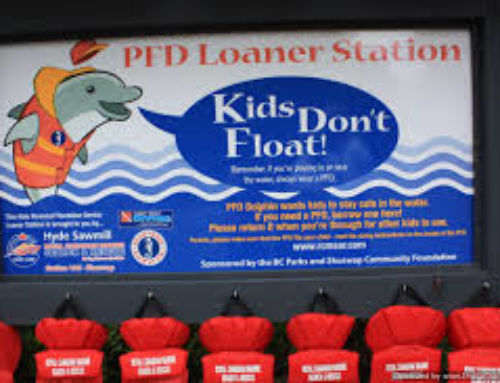 Kids Don't Float but PFDs Do – RCMSAR Keeping Kids Safe in BC